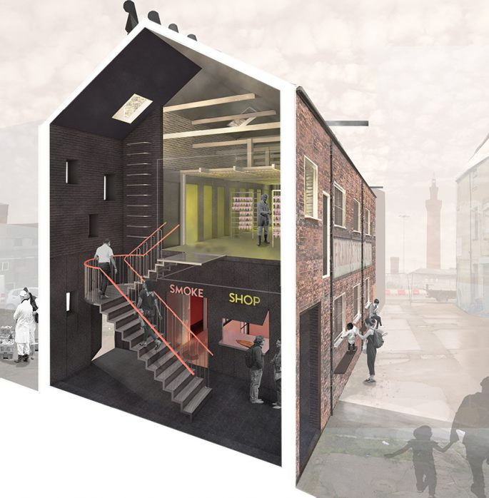 Peterson's Smokehouse Submitted for Planning